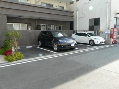 【駐車場】アベニール鷺洲