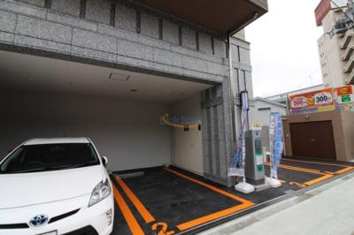 【駐車場】ゲートコート大阪福島