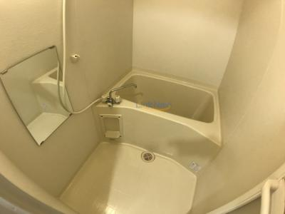 【浴室】ヴィラ歌島