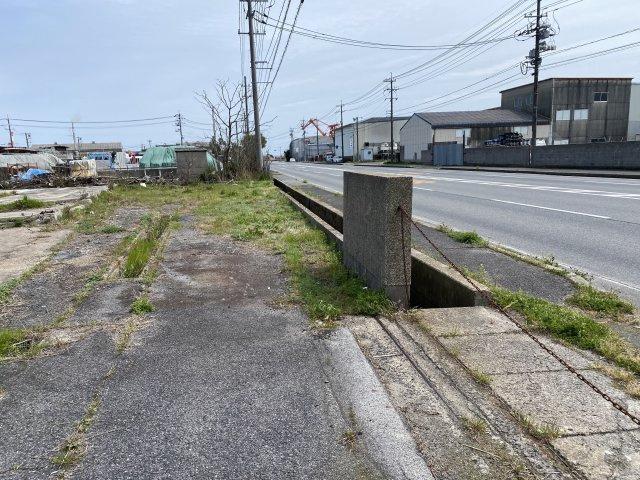 【その他】境港市昭和町 貸土地