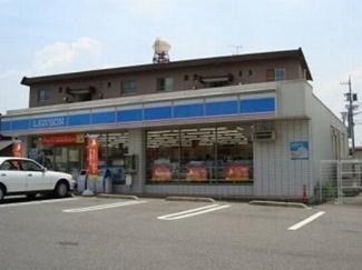 ローソン 岡崎六名本町店まで350m