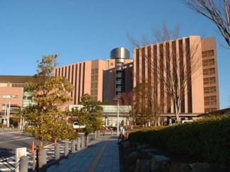 岡崎市民病院まで5600m