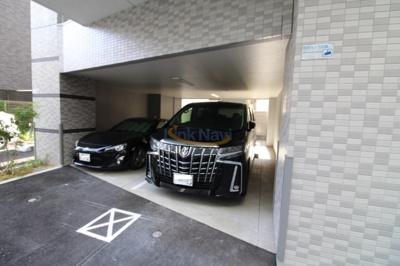 【駐車場】エスリード福島LUXUE