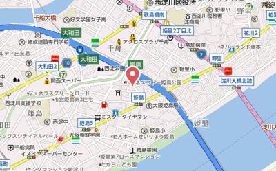 【地図】アムール姫島