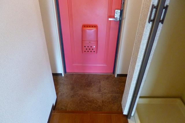 【玄関】ピーターハウス甲子園