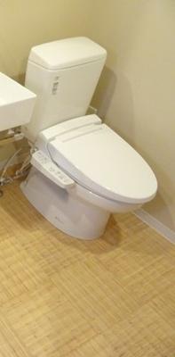【トイレ】アクアプレイス北浜