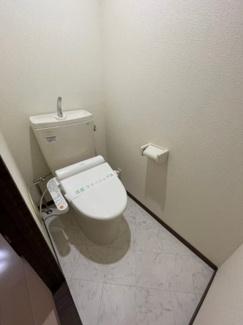 【トイレ】ライオンズマンション横浜南太田 広々リビング2LDK