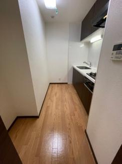 【キッチン】ライオンズマンション横浜南太田 広々リビング2LDK