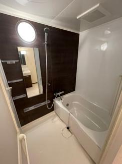 【浴室】ライオンズマンション横浜南太田 広々リビング2LDK