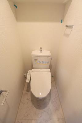 【トイレ】エステムコート新大阪ⅩⅣアイシー