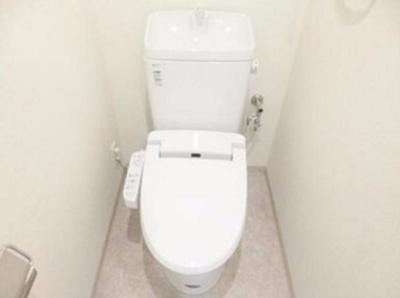 【トイレ】日神デュオステージ王子