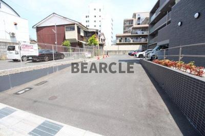 【駐車場】ディアコート山科