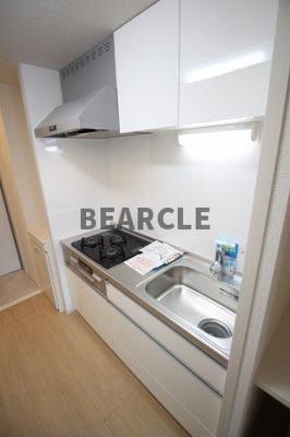 【キッチン】ディアコート山科