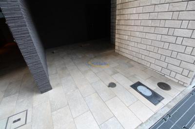 【駐車場】レオンコンフォート北浜