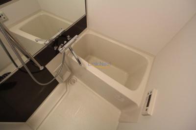 【浴室】レオンコンフォート北浜