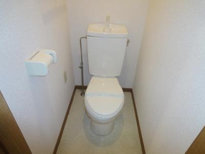 【トイレ】フォレストサイドⅡ番館