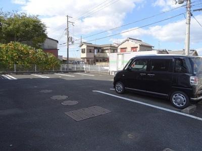 【駐車場】サニ-ハイツ