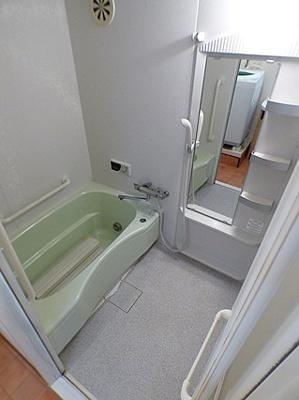 【浴室】住吉台住宅
