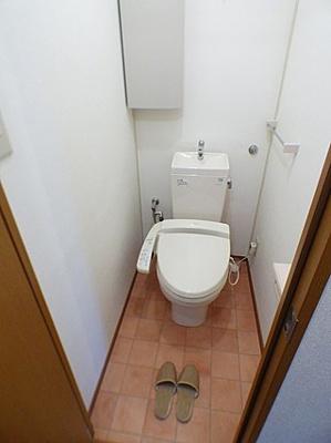 【トイレ】住吉台住宅