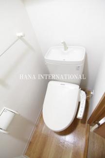【トイレ】プライムアーバン浦安