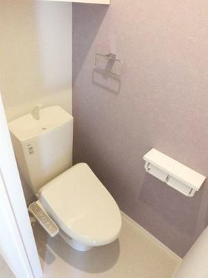 【トイレ】AFCレジデンス・Ⅵ