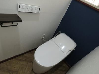 【トイレ】上伊草貸家4LDK貸家