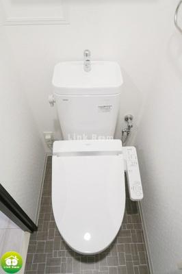 【トイレ】アーバンブリーズ門前仲町