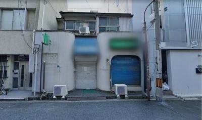 【外観】大阪市中央区島之内2丁目 売土地