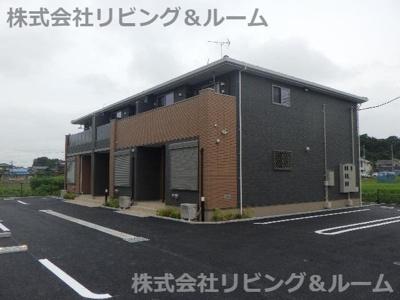 【外観】ローズベル・Ⅱ棟