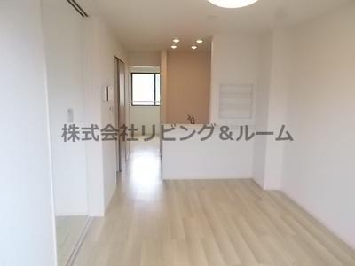 【居間・リビング】ローズベル・Ⅱ棟