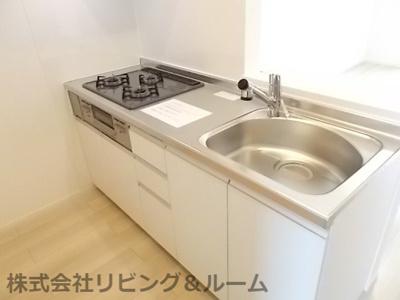 【キッチン】ローズベル・Ⅱ棟