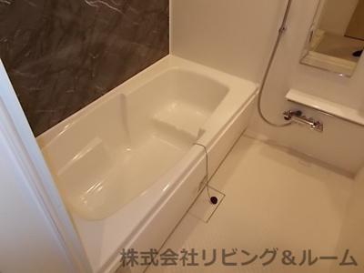【浴室】ローズベル・Ⅱ棟
