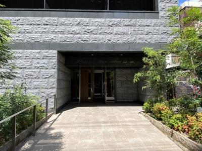 【エントランス】エス・キュート京町堀