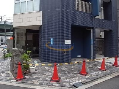 【エントランス】フォレステージュ西本町