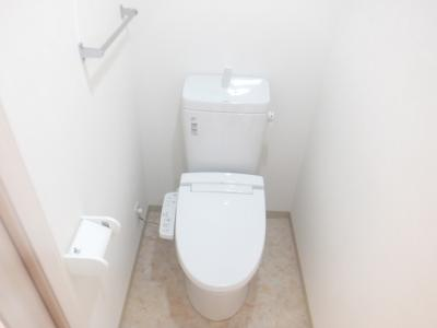 【トイレ】ソレイユM