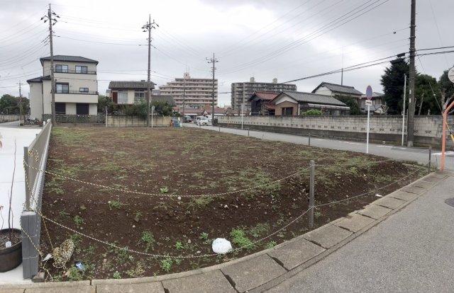 【土地図】松戸市六高台6期 全3区画