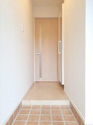 【玄関】プレッソ・エスパシオ