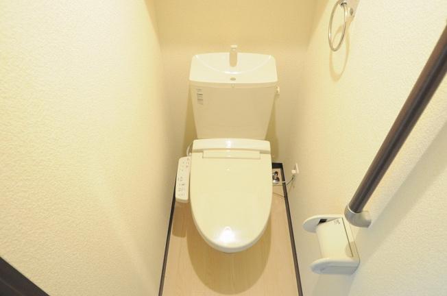 【トイレ】レオネクストショコラ国立