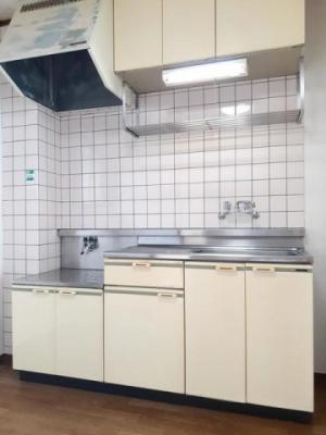 【キッチン】グランデックスA