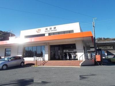 JR興津駅まで1100m