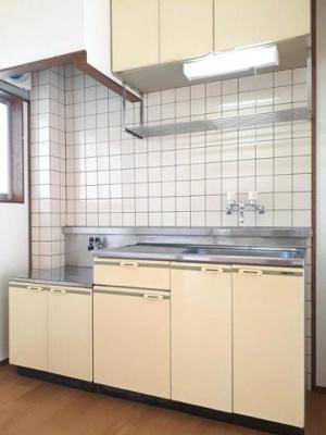 【キッチン】メゾンパーク