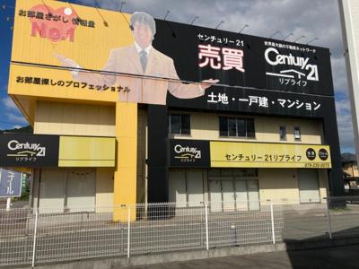 【外観】勝原テナント1階(東側)