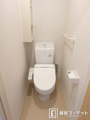 【トイレ】ラフィーネK