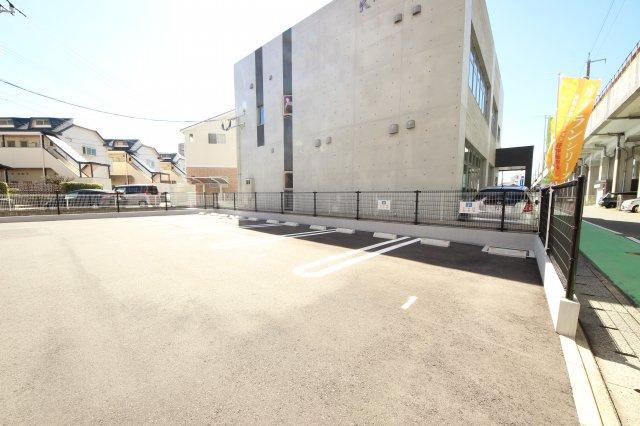 【駐車場】ルグラン福岡東