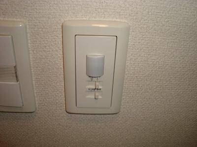 人感センサー付照明