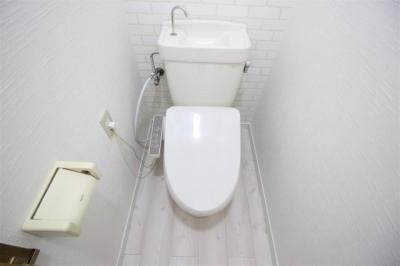 【トイレ】サンパレス八尾