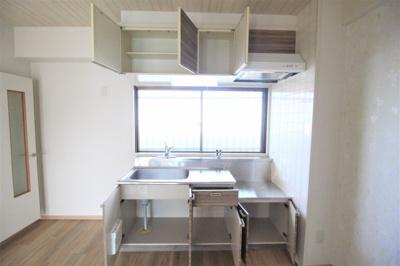 【キッチン】サンパレス八尾