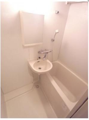 【浴室】ドルチェ日本橋シティターミナル