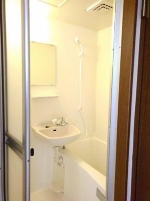 【浴室】ドエルリバーサウス B棟