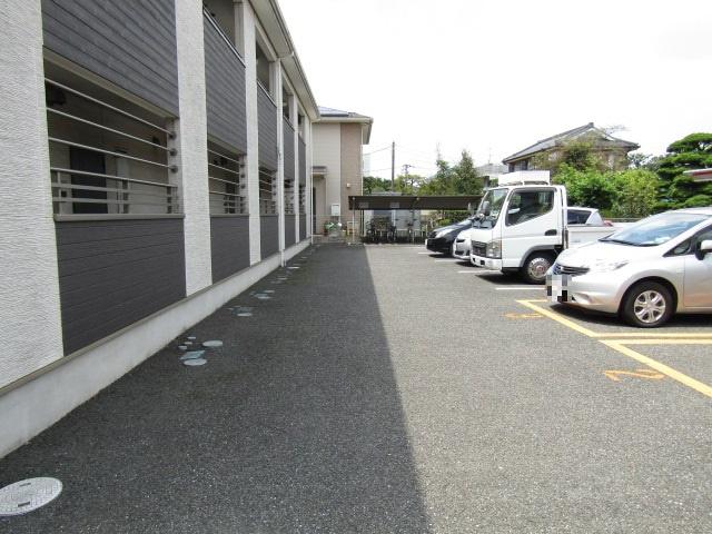 【駐車場】ブローニュ